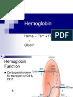 04A Hemoglobin