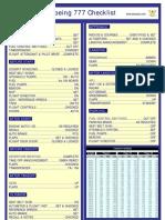 777 Checklist A5