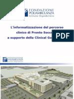 SAN | WS | CCE | Poliambulanza Brescia | Cocco