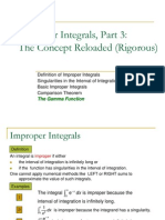 32. Final Review Day 2 - Improper Integrals