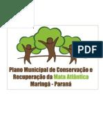 plano de manejo dos parques de maringá