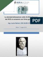 SAN | WS | DEM | ULSS 6 Vicenza | Sartori