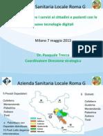 SAN | WS | SDC | ASL Roma G | Trecca