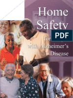 Home Safety for People With Alzheimer's Disease