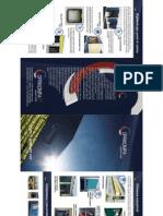 Depliants 40x21 Tunnel Mobili e Porte Rapide COPRIKOMPATT 2013