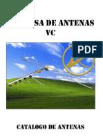 Catalogo de Antenas VC