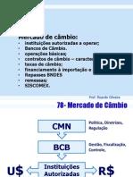 ARQUIVO 7 - MERCADO DE CÂMBIO - CAIXA