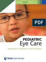 Peds Eye Brochure
