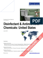 Disinfectant & Antimicrobial Chemicals