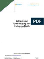 LearningCulture_Leitfaden_Gymiprüfung_2014_DE