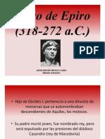 Unidad 7 Pirro de Epiro - Jhon Deison Trujillo Caro