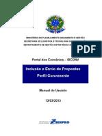 Manual Convenente Inclusao Proposta 12032013[1]