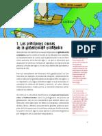 1 Las Principales Causas de La Globalizacion Economica