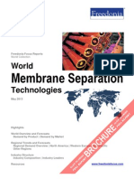 World Membrane Separation Technologies