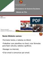 Apresentação IFP Maputo