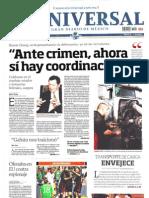 Portadas de Diarios Nacionales 12-Jul-2013