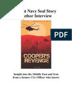 Cooper's Revenge Terry Williams Interview