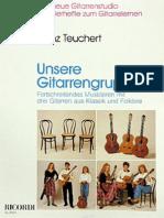 Teuchert Heinz - Unsere Gitarrengruppe