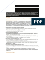 Diccionario de Competencias Clave
