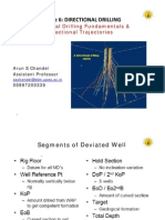 L6-DD Fundamentals and Directional Well Planning