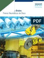 Vulkan - Pneumatic Disc Brake