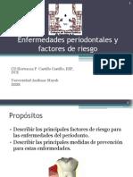 03 Enfermedad Periodontal y Factores de Riesgo