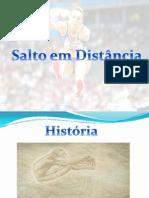 Atletismo- Salto Em Distancia Joserlan