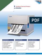 Sato CT4i Series Desktop Thermal Printers
