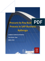 03 Procure to Pay