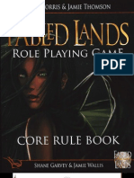 Fabled Lands - Core Rules
