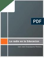 la radio en la educación ok