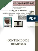 Diapositiva Contenido de Humedad (1)