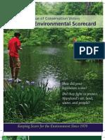 2013 Environmental Scorecard