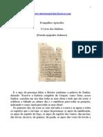 Evangelhos Apócrifos - O Livro dos Jubileus.doc