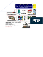 Precios Distribuidor Enero 2013