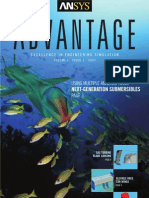 ANSYS Advantage V1 I1 2007