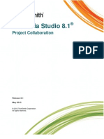 Camtasia Studio 8.1 Project Collaboration