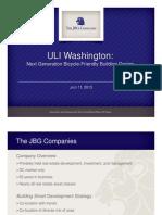 ULI Presentation Greenberg