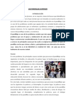 Informe - Las Pandillas Juveniles