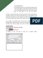 Creando menús con Visual Basic 6