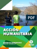 Documento Estratégico Acción Humanitaria