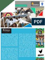 Enactus Annual Report 2013