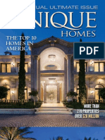 'Unique Homes' Magazine - The Ultimate Issue 2013 + Video!