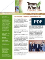 Texas Wheat Producers News - March 2013