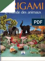 ORIGAMI - Le Monde Des Animaux[WwW.vosbooks.net]