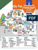 California State Fair 2013 Official Map