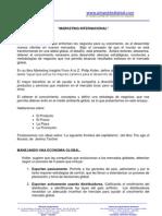 [PD] Publicaciones - Marketing Internacional
