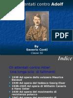 Gli Attentati Contro Hitler
