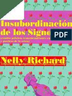 Insubordinacion de los signos Nelly Richard.pdf