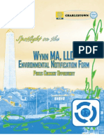 Spotlight on the Wynn MA, LLC Environmental Notification Form (Public Comment Opportunity)